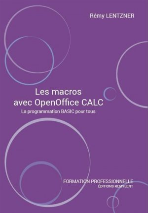 Les macros avec OpenOffice Calc-remylent-9782490275151
