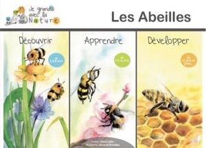 Les abeilles - l'autre regard - 9782490906031