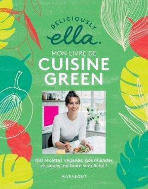 Le grand livre de la cuisine Green-marabout-9782501134224