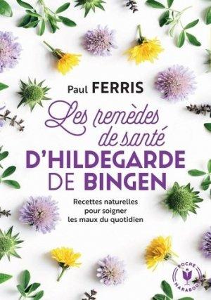 Les remèdes de santé d'Hildegarde de Bingen-marabout-9782501139502