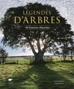 Légendes d'arbres 90 histoires illustrées-delachaux et niestle-9782603021934