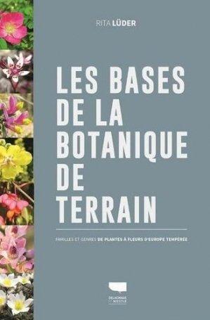 Les bases de la botanique de terrain-delachaux et niestlé-9782603026380