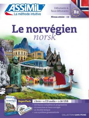 Le norvégien superpack usb-assimil-9782700581195