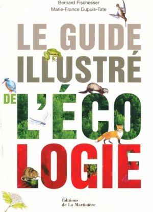 Le guide illustré de l'écologie-de la martiniere-9782732434285