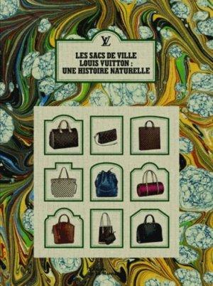 Les sacs de ville Louis Vuitton-de la martiniere-9782732458809