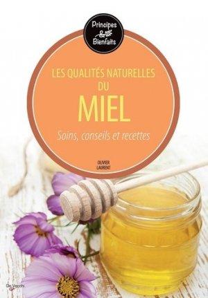 Les qualités naturelles du miel-de vecchi-9782732898575