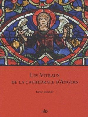 Les Vitraux de la cathédrale d'Angers  Vol 3 - cths - 9782735507221