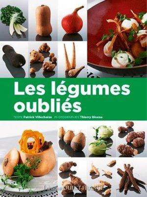 Les légumes oubliés-ouest-france-9782737367540