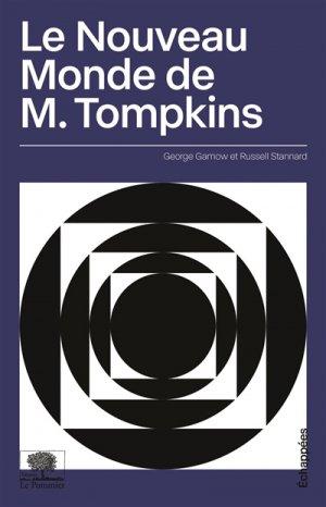 Le nouveau monde de M.Tompkins - le pommier - 9782746518346