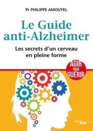 Le guide anti-alzheimer-le cherche midi-9782749155838