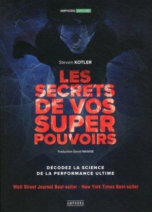 Les secrets de vos superpouvoirs-Amphora-9782757603451