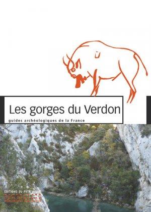 Les gorges du Verdon-du patrimoine-9782757706039