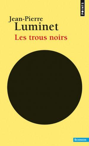 Les trous noirs - points - 9782757867488