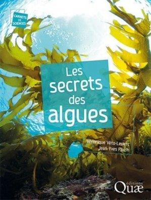 Les secrets des algues-quae-9782759229765
