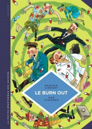 Le burn out - lombard - 9782803673032
