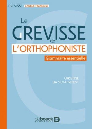 Le grevisse de l'orthophoniste-de boeck superieur-9782807307476