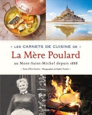 Les carnets de cuisine de la mère Poulard-du chene-9782812319914