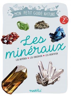 Les minéraux-rustica-9782815311793