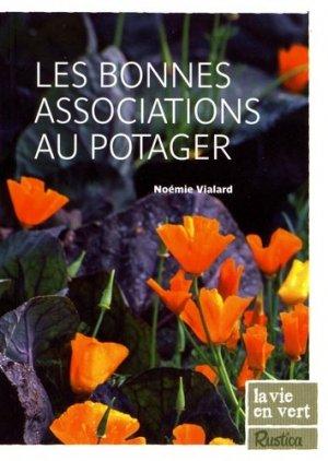 Les bonnes associations au potager-rustica-9782840389743