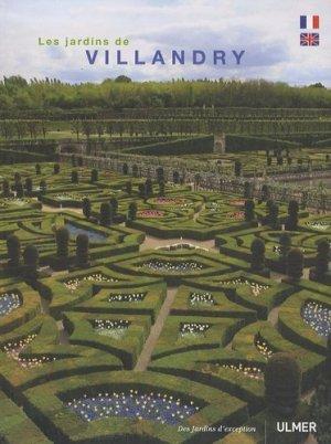 Les jardins de Villandry-ulmer-9782841384778