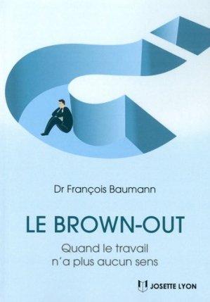 Le brown-out-josette lyon-9782843194054