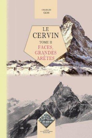 Le Cervin, tome II - des regionalismes - 9782846188449