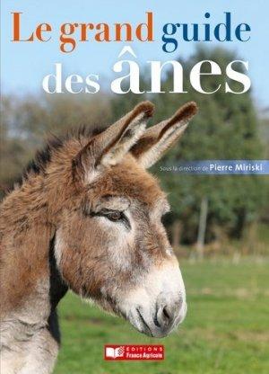 Le grand guide de l'âne - france agricole - 9782855572611
