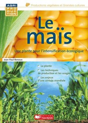 Le maïs-france agricole-9782855573540