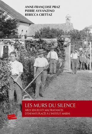 Les murs du silence-alphil-9782889301591
