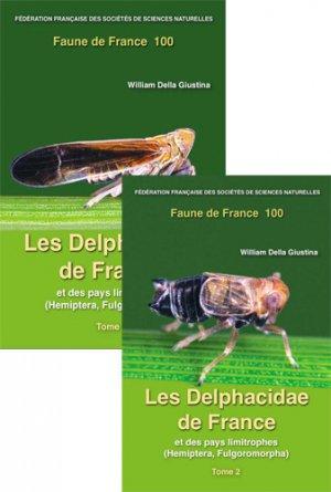 Les Delphacidae de France et des pays limitrophes - faune de france - 9782903052409