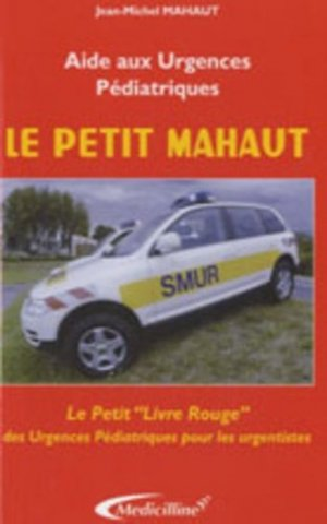 Le petit  Mahaut - medicilline - 9782915220254