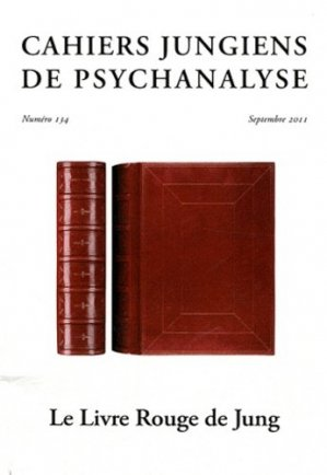 Le livre rouge de Jung-cahiers jungiens de psychanalyse-9782915781236