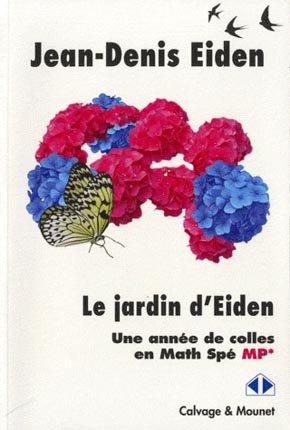 Le jardin d'Eiden - calvage et mounet - 9782916352275