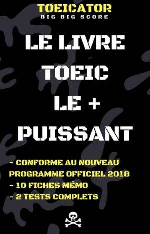 Le livre TOEIC le + puissant-aux concours.com-9782919235346