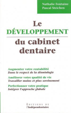 Le d veloppement du cabinet dentaire nathalie fontaine - Application gestion cabinet dentaire ...