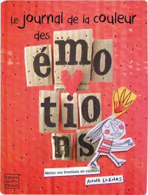 Le Journal de mes émotions - quatre fleuves - 9791026402268