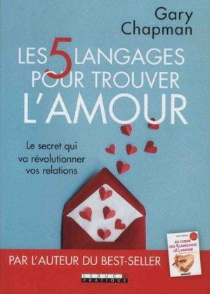 Les 5 langages pour trouver l'amour-leduc-9791028510121