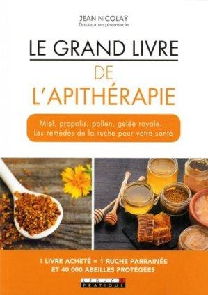 Le grand livre de l'apithérapie-leduc-9791028514860