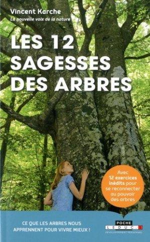 Les  12 sagesses des arbres-leduc-9791028515607