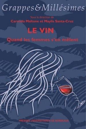 Le vin - pu bordeaux - 9791030003079