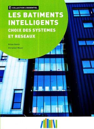 Les bâtiments intelligents--9791090187443