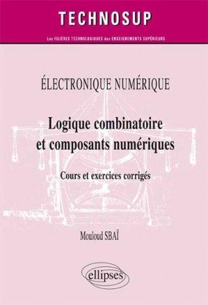 Logique combinatoire et composants numériques Électronique ...