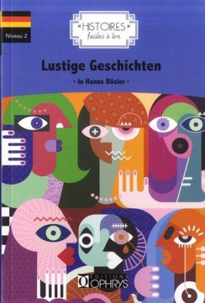 Lustige Geschichten - ophrys - 9782708015166