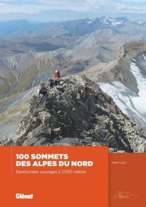 100 sommets des alpes du nord-Glénat-9782344027691