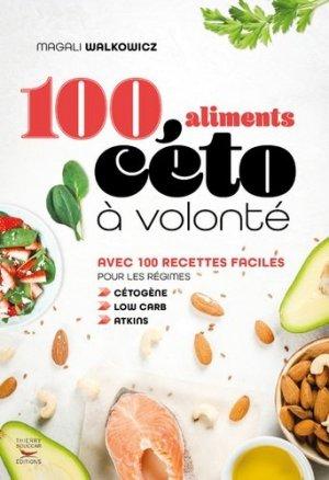 100 aliments céto à volonté-thierry souccar-9782365493246