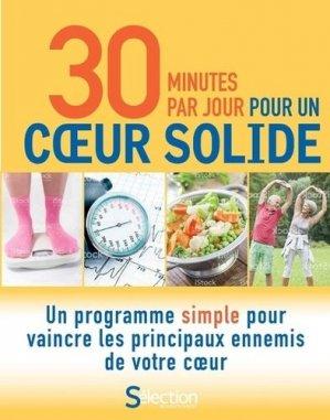 30 minutes par jour pour un coeur solide--9782709827539