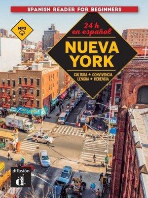 24 horas en espanol - nueva york-Maison des langues-9788417260729