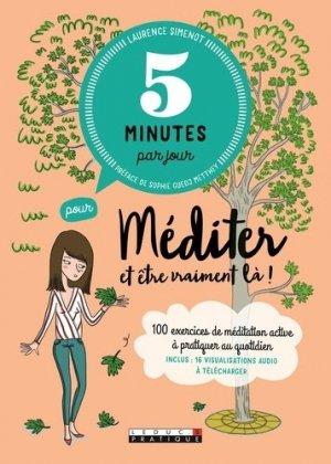 5 minutes par jour pour méditer et être vraiment là-leduc.s-9791028509446