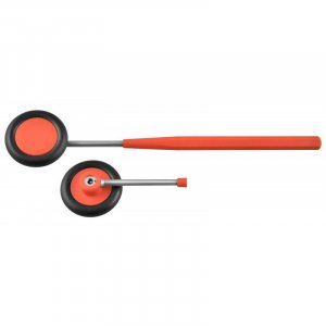 Marteau à réflexes Babinski adulte 25 cm Spengler - ROUGE-spengler-3700446000684