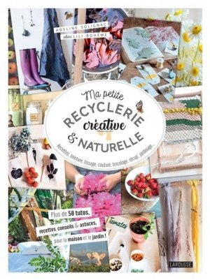 Ma petite recyclerie créative et naturelle-larousse-9782035953476